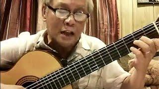 Đường Xa Ướt Mưa (Đức Huy)(BOLERO) - Guitar Cover by Bao Hoang