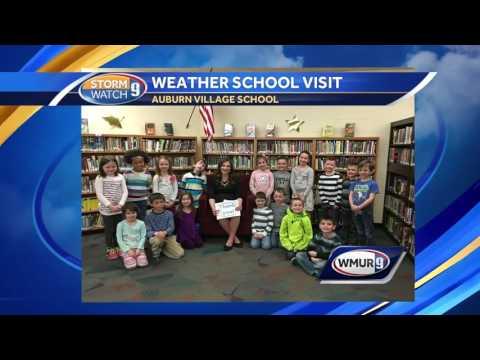 School visit: Auburn Village School