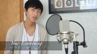 Your Everything - Keith Urban cover by Alex Thao