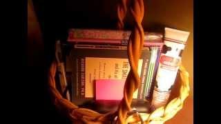 Pintober 3rd   Organize Me! Bedside Table Basket