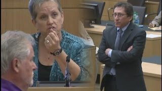 Juan Martinez vs Alyce LaViolette on Why She Apologized To Jodi Arias & Bought Her Books