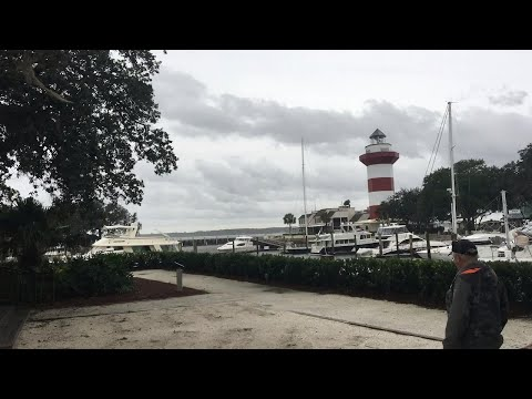 Realtor Sees Little Damage On Hilton Head Island, But Feels For Charleston, South Carolina
