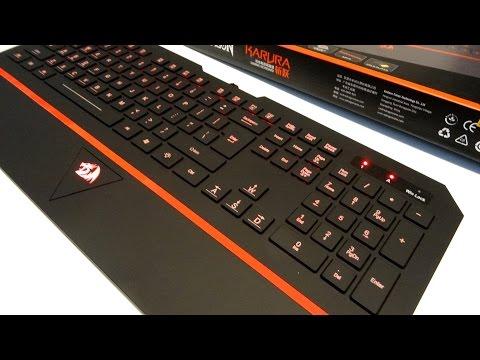 Redragon Karura K502 USB Gaming Keyboard - Detailed unboxing! AWESOME DEAL