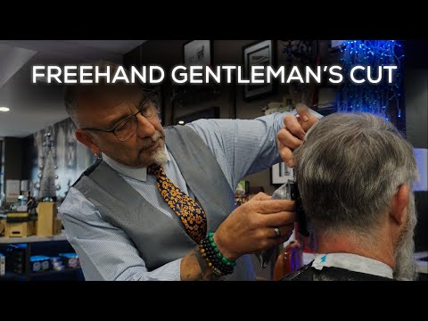 Freehand Gentleman's Haircut & Beard Trim | New York Barbers
