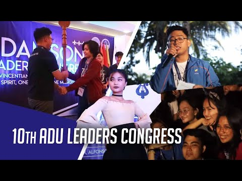 10th Adamson Leaders Congress