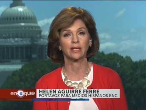 Helen Aguirre Ferre On Telemundo