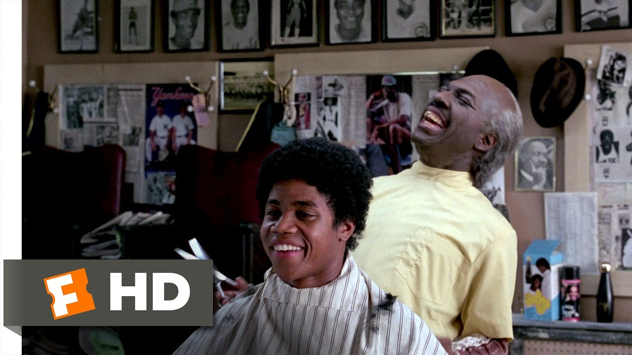 Coming To America 210 Movie Clip The Old Men Discuss Boxing
