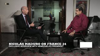 """Exclusive interview with Nicolás Maduro: """"Nothing the IMF says about Venezuela is credible"""""""