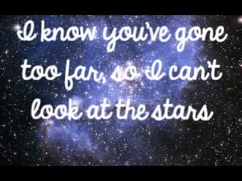 Stars-Grace Potter Lyrics- On Screen