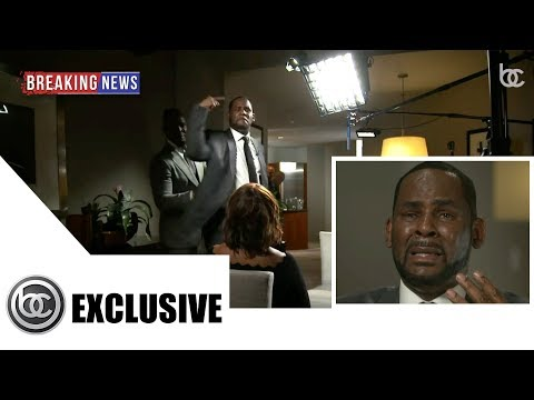 R Kelly Loses His Cool During Heated Interview Mp3
