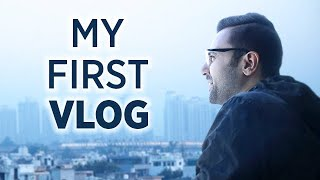 My First Vlog!!