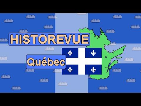 Historevue - Histoire du Québec et langue française