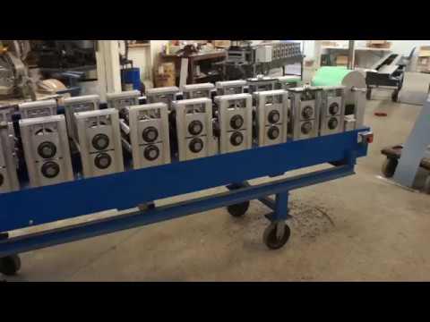 Eastside Siding Machine Youtube