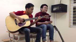 Mãi Mãi guitar Trung Kiên ft Cảnh Luôn