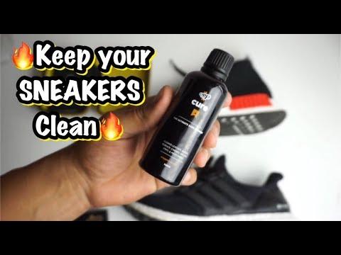 How to clean sneakers / jordans , yeezys , ultra boost, nmd