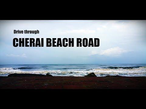Cherai Beach, Kochi | Kerala | Drive through Cherai Beach road