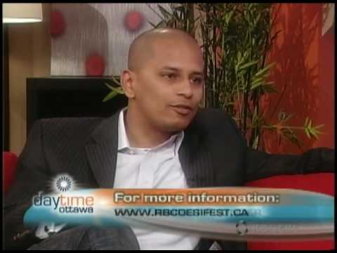 "Sathish Bala on Rogers Cable's ""Daytime Ottawa"""