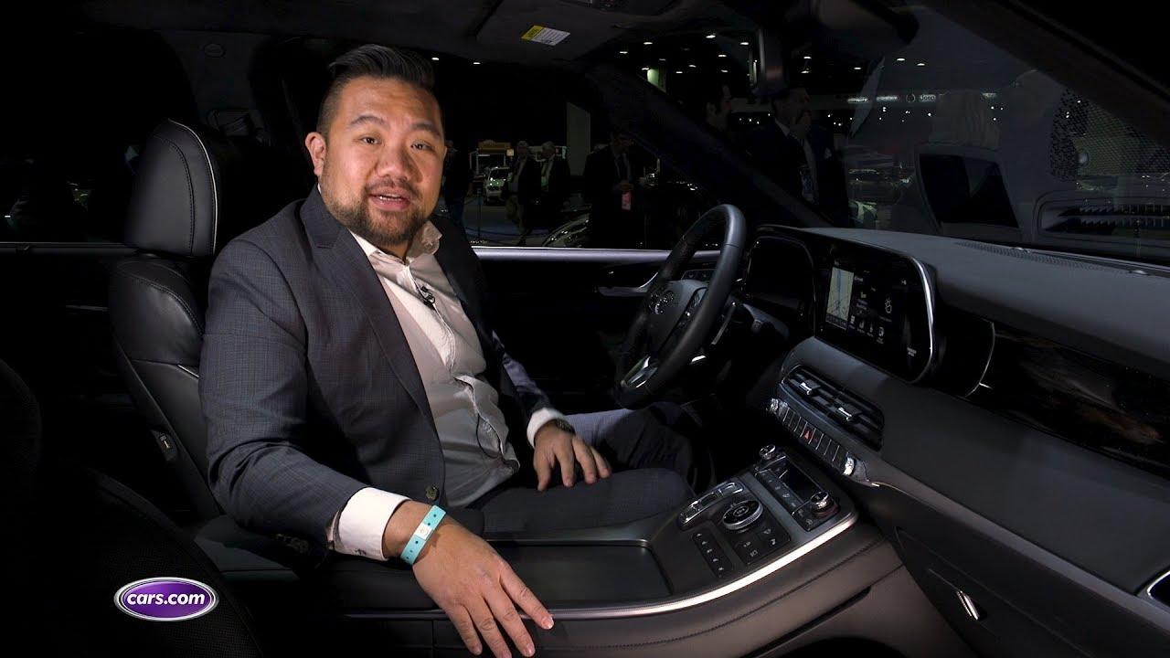 2020 Hyundai Palisade: Interior Impressions — Cars.com ...