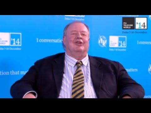 Charles Brookson, Director, Azenby - Moderator Summary at ITU Telecom World 2014