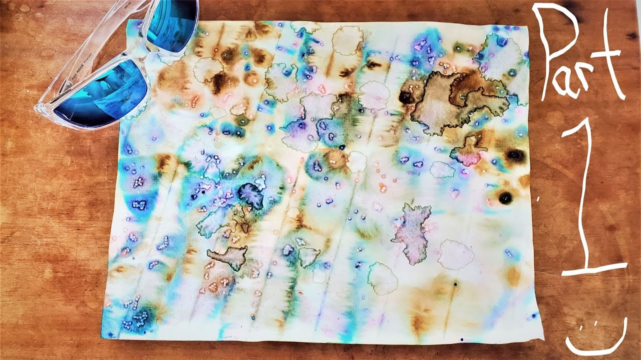 COLOR PAPER WITH WHAT??!! Part 1 Beautiful Background  Paper! Junk Journal Supplies! Paper Outpost!