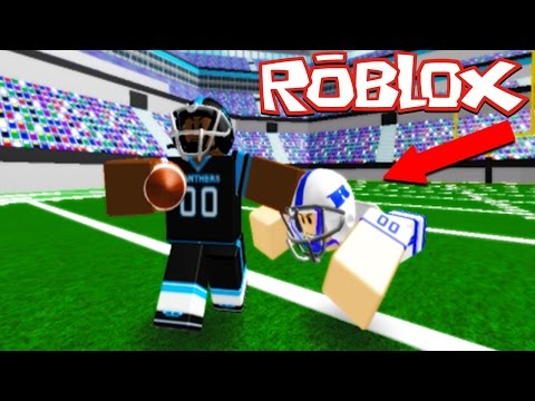 PLAYING FOOTBALL IN ROLOBX - Epic Tackles, Touchdowns & More! (Roblox Gameplay)