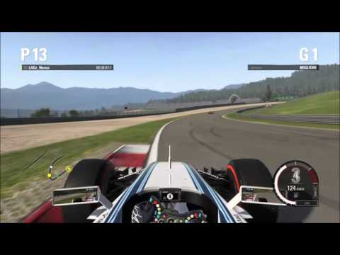 Qualifica Austria - Sport League [F1 2015]