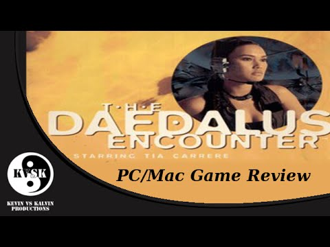 The Daedalus Encounter - PC/Mac Game Review