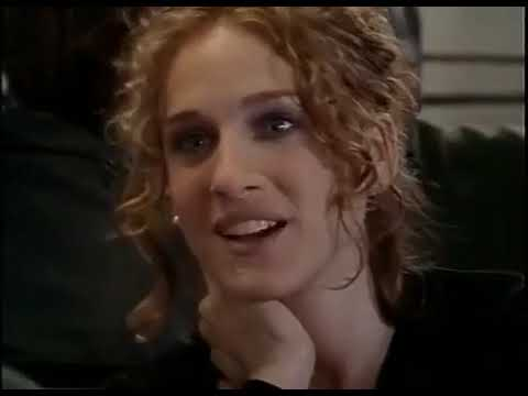 Sex and the city S1E1 Carrie and Mr.Big first meet