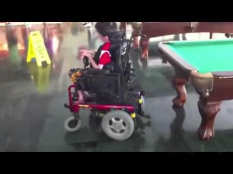 Wheel Chair Drifting Youtube
