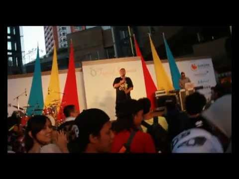 Mike Mohede at Indonesia Festival, Roppongi Hills
