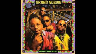 Brand Nubian - One For All (Instrumental)