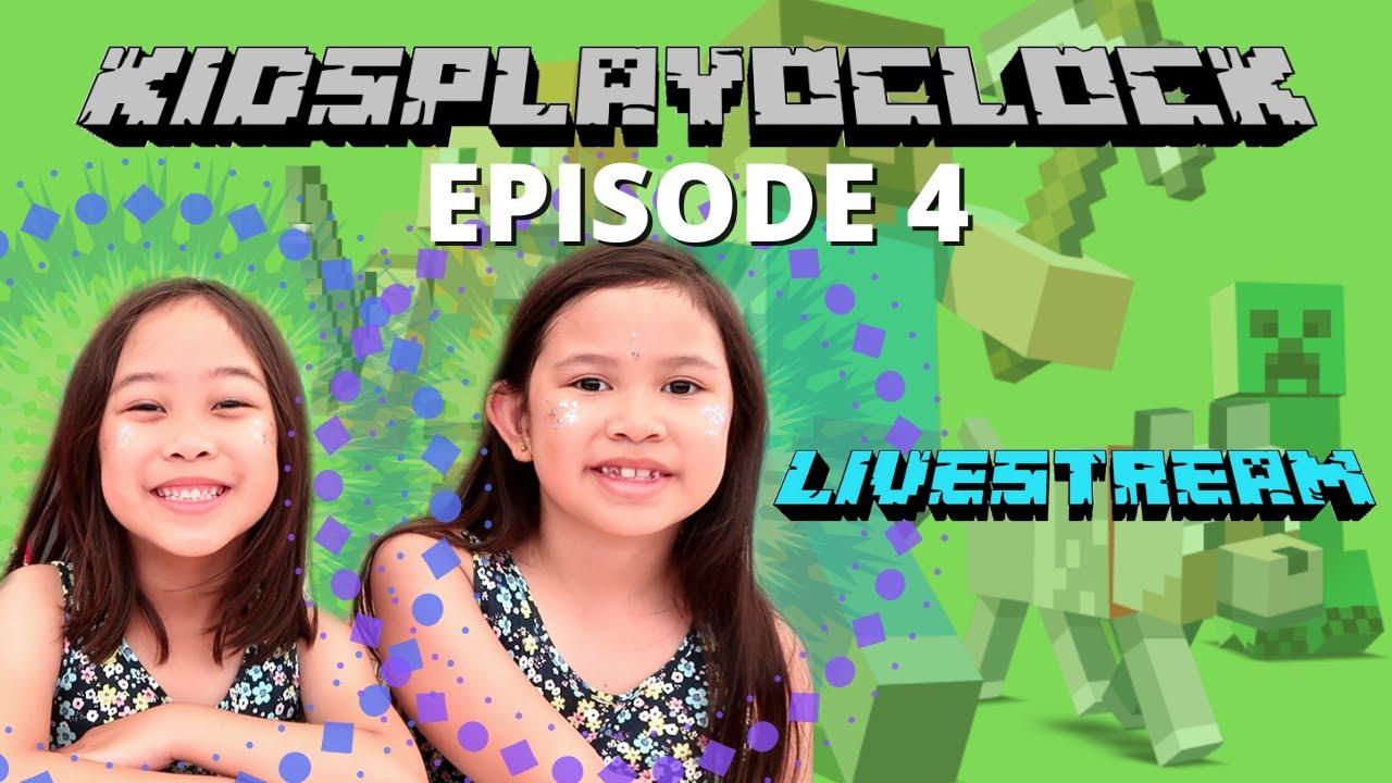 NewTon Survival - Episode 4 Kids Play O'clock Live Stream