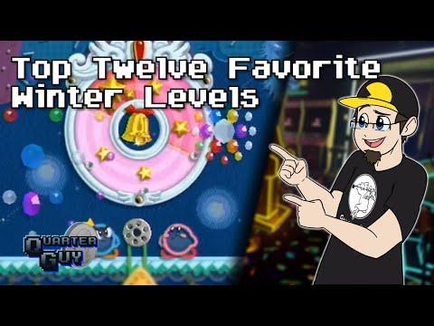 Top Twelve Favorite Winter Levels
