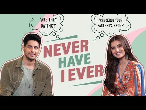 Tara Sutaria & Sidharth Malhotra play Never Have I Ever, reveal secrets| Are they dating? Marjaavaan Mp3