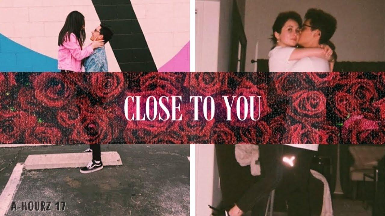 Brandon Arreaga - Close to you (Lyrics) [Cover] // charlotte & brandon //  RIHANNA