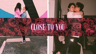 Brandon Arreaga - Close to you (Lyrics) [Cover] // charlotte & brandon // RIHANNA