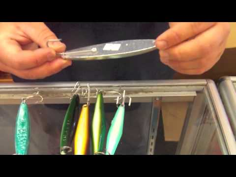 Surface Iron 101 How To Pick A Jig That Will Swim Good
