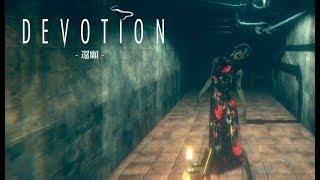 女優の悪霊に追い掛け回されるホラーゲーム - 還願 Devotion - ゆっくり実況 Part4