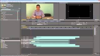 Видеоурок по монтажу интервью, снятому с трёх камер