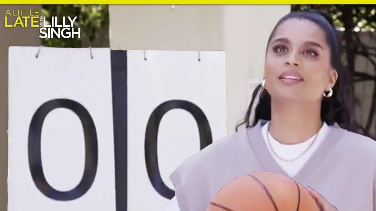 Has Lilly Improved at Basketball This Season?