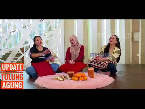 BU DANDY DI RUMPI ON VACATION EDISI TULUNGAGUNG FULL VIDIO