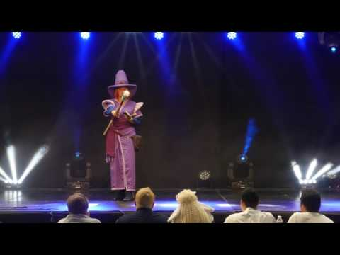 related image - Festival Mangalaxy 2016 - Concours Cosplay Dimanche - 17 - Naheulbeuk - La Magicienne