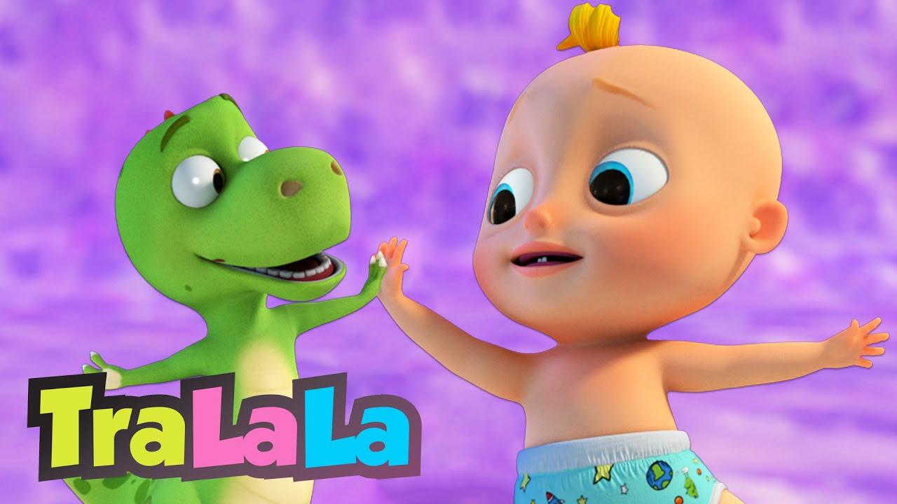 Dansăm cu Dino Zigaloo U, u, u - Top 14 Cântece pentru Copii de Grădiniță TraLaLa