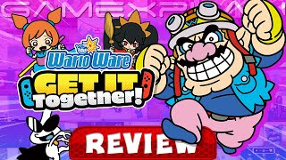 WarioWare: Get It Together - REVIEW (Switch) (Video Game Video Review)