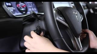 Delivery Walkthrough  Steering Wheel Controls