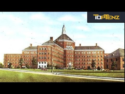 Top 10 HORRIFYING Mental ASYLUMS in the United States