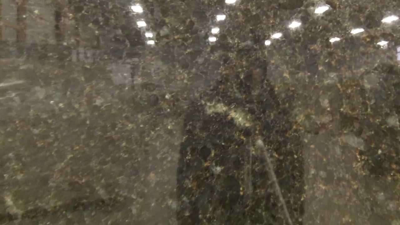 Verde Peacock Granite Granite Countertops Youtube