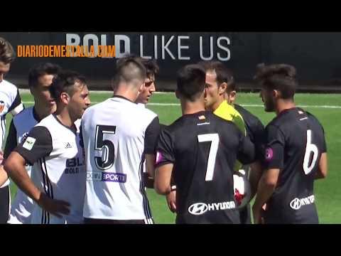 VCF Mestalla 1 -  Atlético Baleares 2