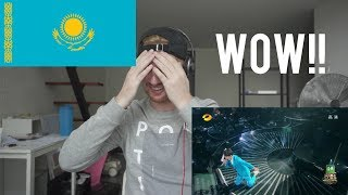 (WOW!!) DIMASH - ADAGIO // KAZAKHSTAN MUSIC REACTION