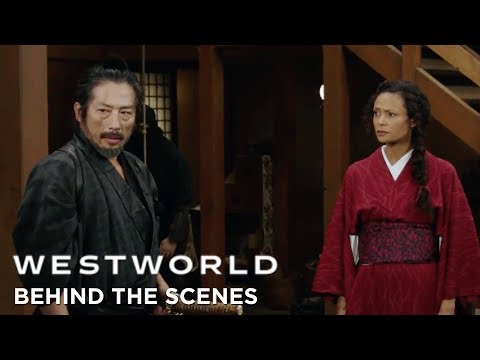BTS: Shogun World | Westworld | Season 2